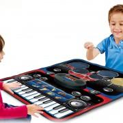 זיפ אין, ילדים משחקים באורגן, משחקי לימוד לילדים